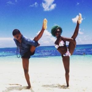 caribbean yoga